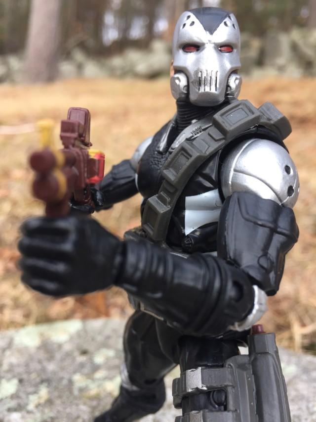 Close-Up of Scourge Marvel Legends 2016 Figure