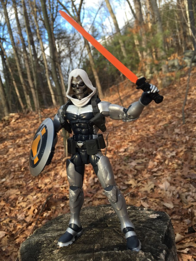 Taskmaster Marvel Legends 2016 Action Figure