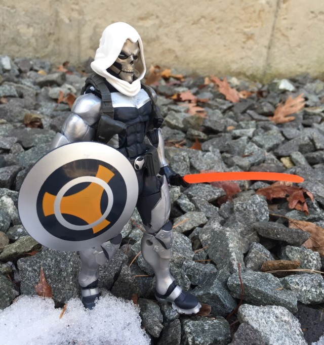 Captain America Civil War Legends Taskmaster 6 Inch Figure