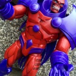Marvel Legends Red Onslaught Build-A-Figure Review