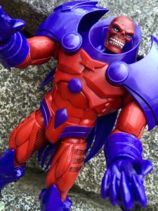 Marvel Legends 2016 Red Onslaught Build-A-Figure Review
