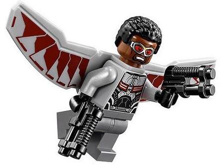 LEGO Civil War Falcon Minifigure