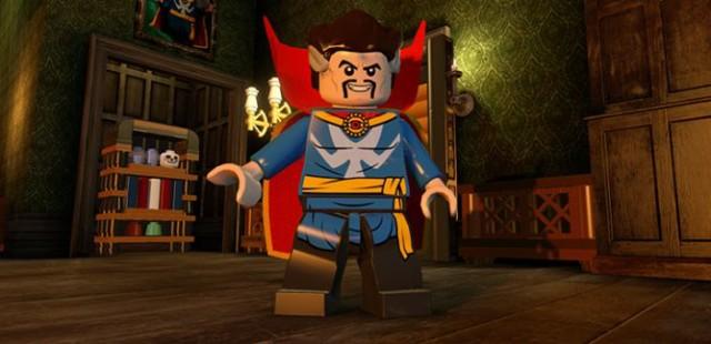LEGO Doctor Strange Screenshot