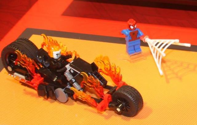 LEGO Ghost Rider Minifigure 2016