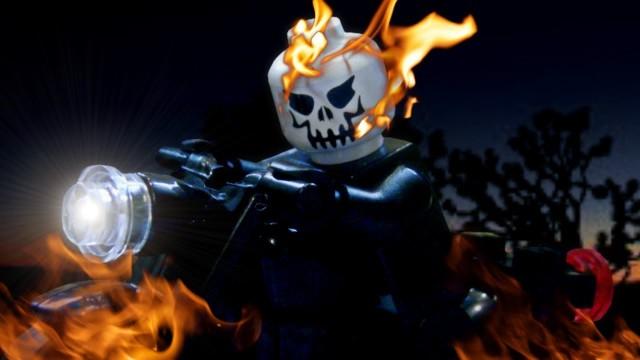 LEGO Ghost Rider Screenshot