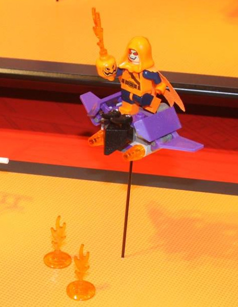 LEGO Hobgoblin Minifigure