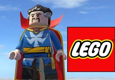LEGO Marvel Doctor Strange Screenshot