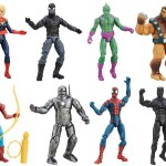 Marvel Legends 2016 4″ Wave 1 Case Ratios & Up for Order!