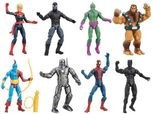 Marvel Legends 2016 4 Inch Wave 1 Case Ratios