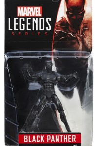 Marvel Legends 2016 Black Panther Figure Packaged