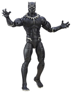 Marvel Legends Civil War Black Panther Figure