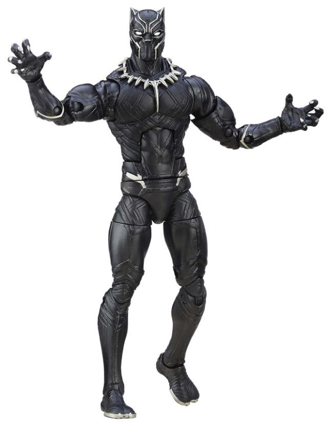 Marvel Legends Civil War Black Panther Figure