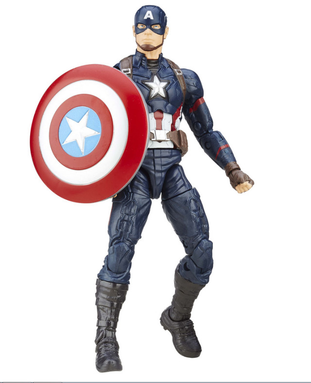 Marvel Legends Civil War Captain America Figure