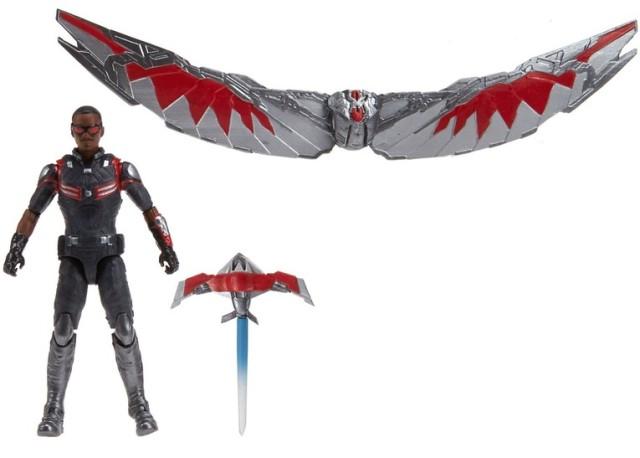 Marvel Legends Civil War Falcon 4 Inch Figure Hasbro