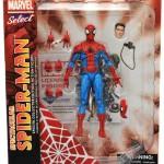 Marvel Select Spectacular Spider-Man Figure Revealed!