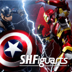 SH Figuarts Civil War Figures Lineup Speculation