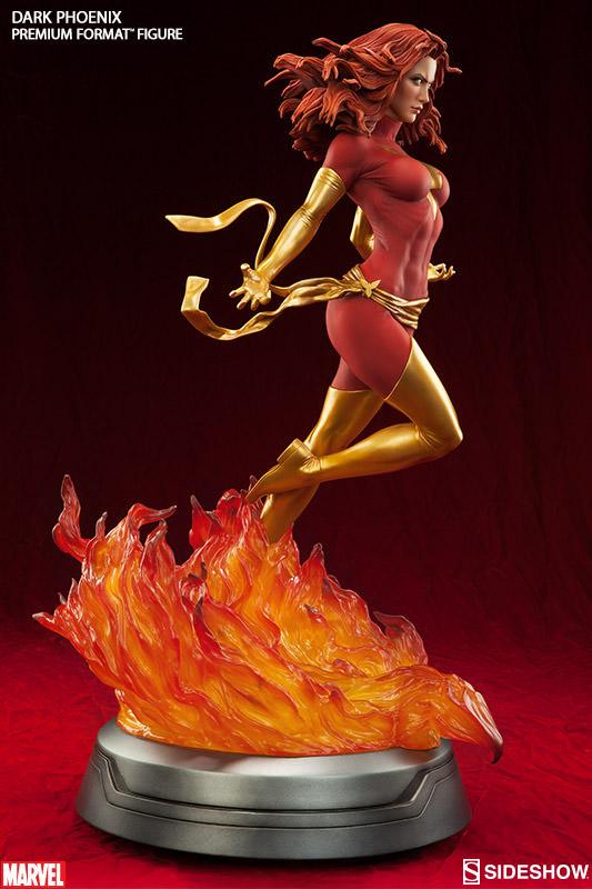 Sideshow Dark Phoenix Premium Format Statue 6