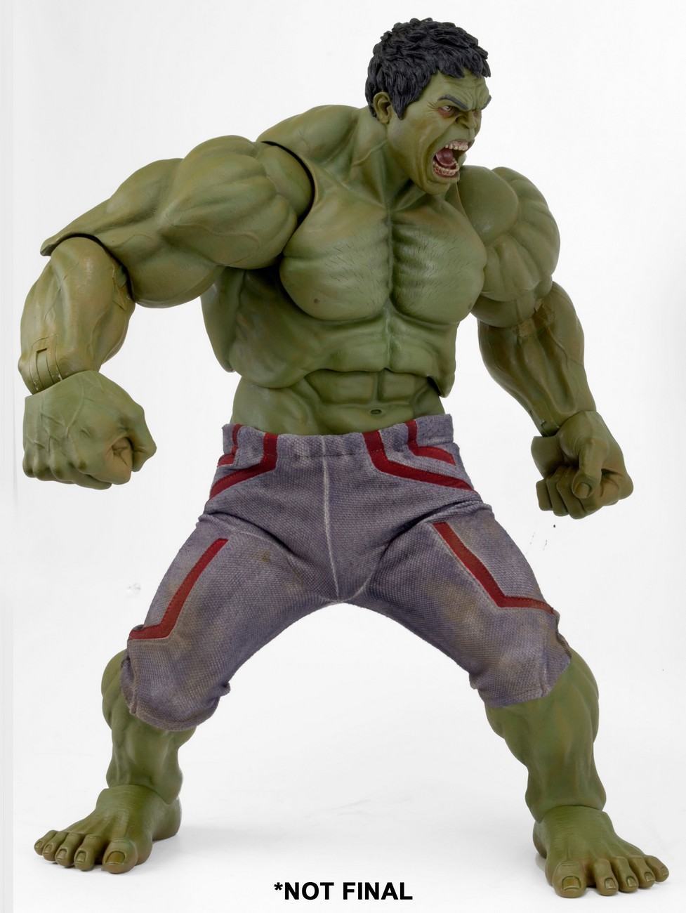 Toy fair 2016 neca hulk 14 figure up for order marvel toy news avengers age of ultron hulk neca figure toy fair 2016 publicscrutiny Gallery