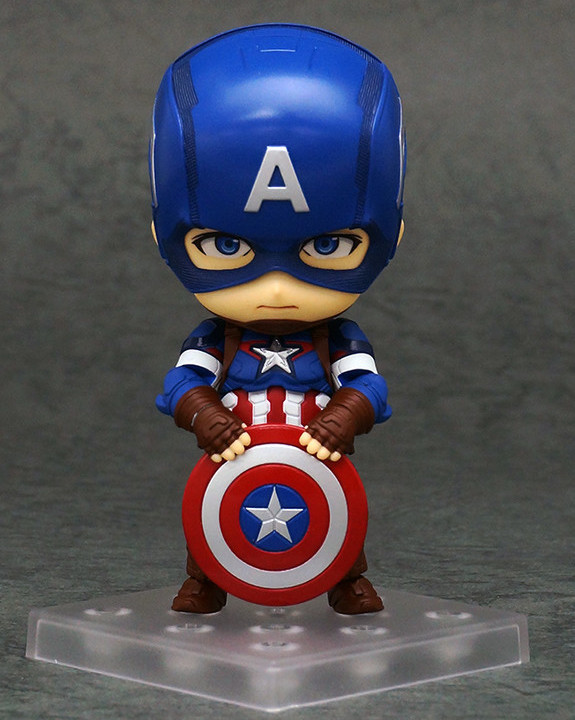 Captain America Nendoroid Figure