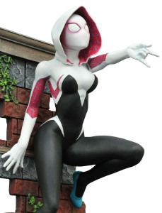Diamond Select Toys Spider-Gwen Statue Revealed