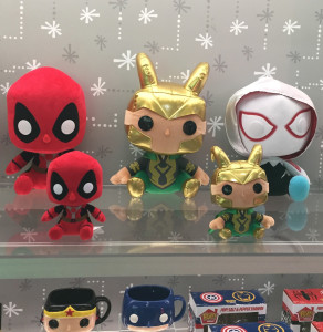 Funko POP Plush Marvel Toys at New York Toy Fair 2016