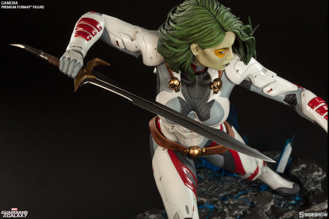 Gamora Godslayer Blade Sword Sideshow Collectibles