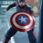 CONTEST: Hot Toys Captain America Civil War Figure Giveaway!
