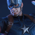 Hot Toys Civil War Captain America Photos & Order Info!