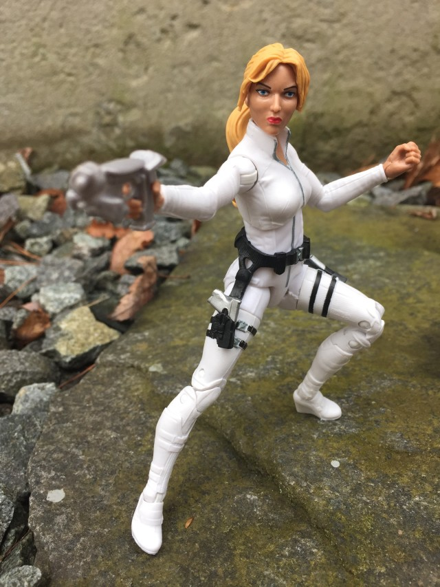"Hasbro Marvel Legends 6"" Sharon Carter Agent 13 Review"