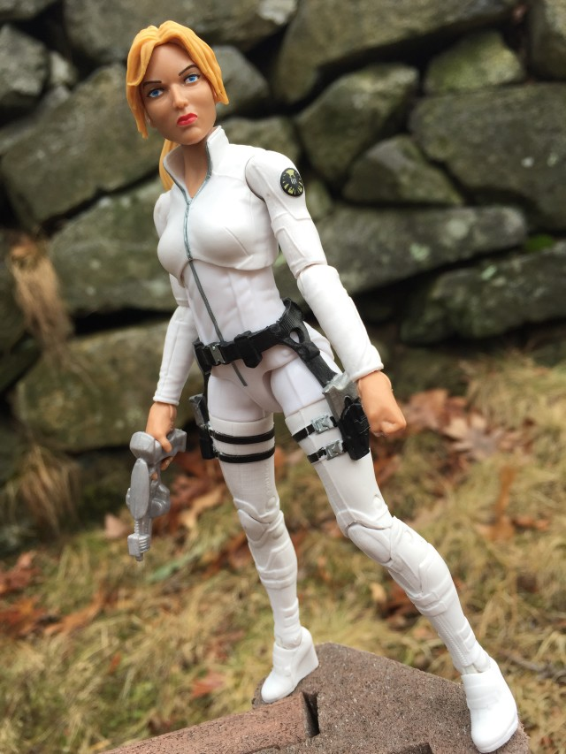 2016 Marvel Legends Sharon Carter Review