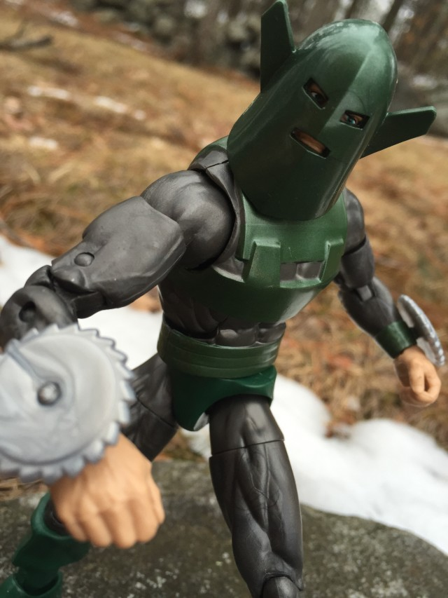 Marvel Legends Whirlwind Review and Photos