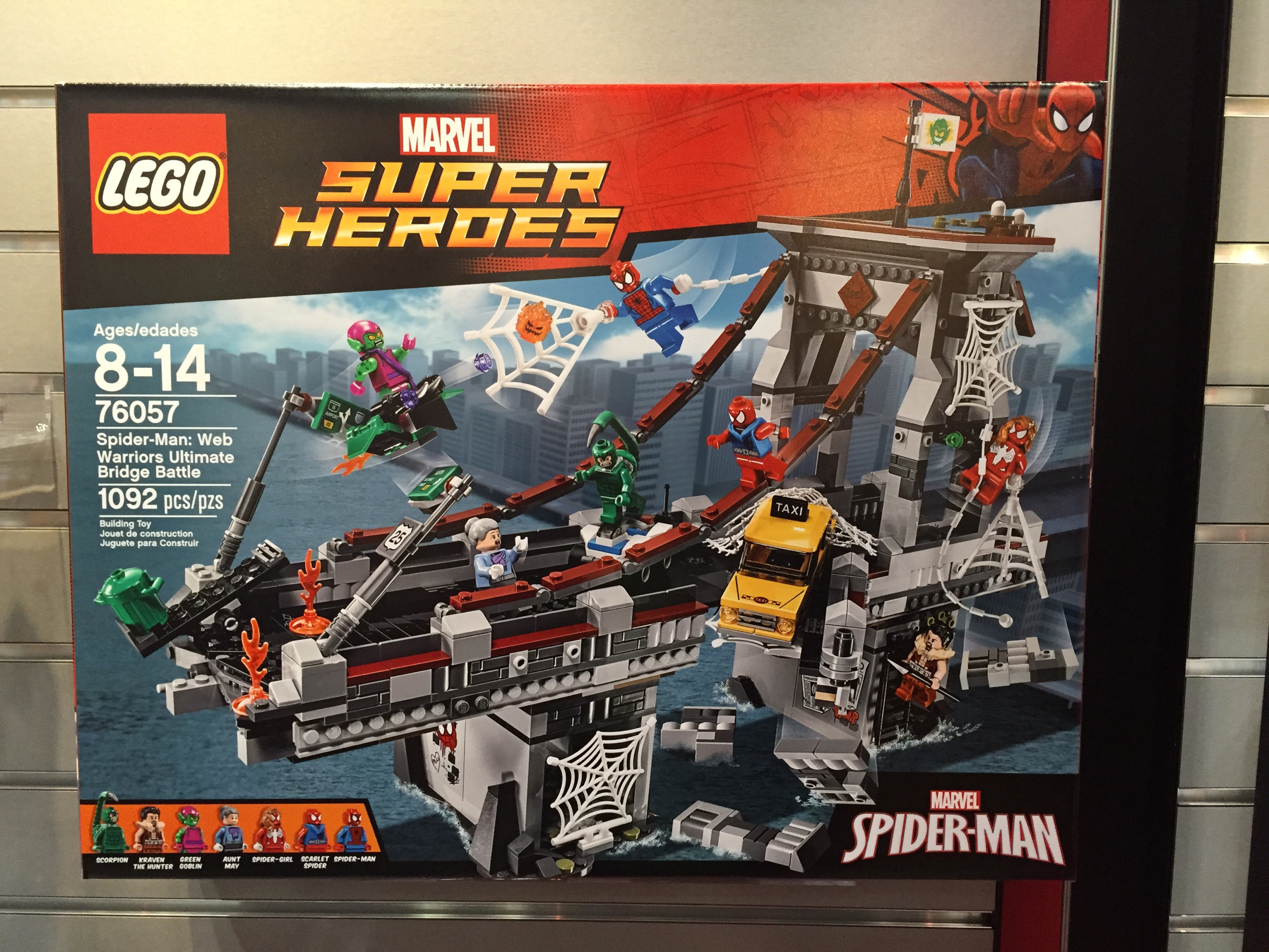 lego spider man 3 sets - photo #36