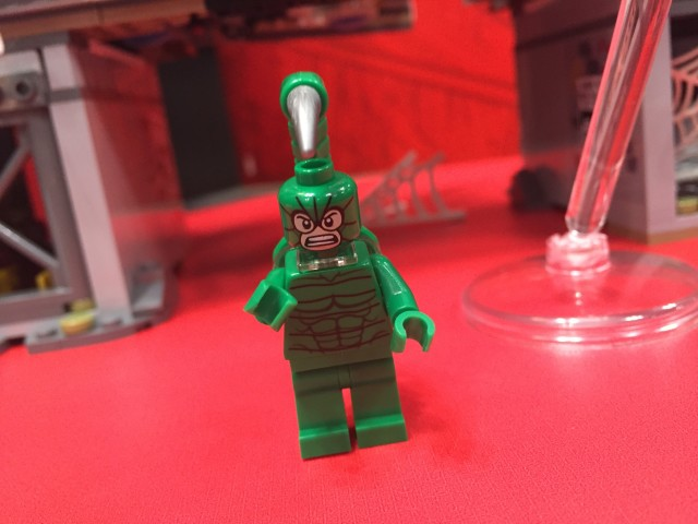 LEGO Marvel Scorpion Figure 2016