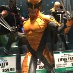 Toy Fair 2016: Kotobukiya Wolverine ARTFX+ Statue Photos!