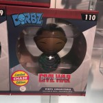 Funko Dorbz Civil War Unmasked Black Panther Chase!