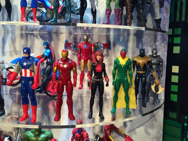 Toy Fair 2016: Hasbro Avengers Titan Hero Figures Black Widow