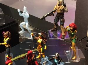 X-Men Marvel Legends 2016 6 Inch Series Toy Fair