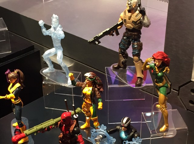 X-Men Marvel Legends 2016 6 Inch Series Toy Fair
