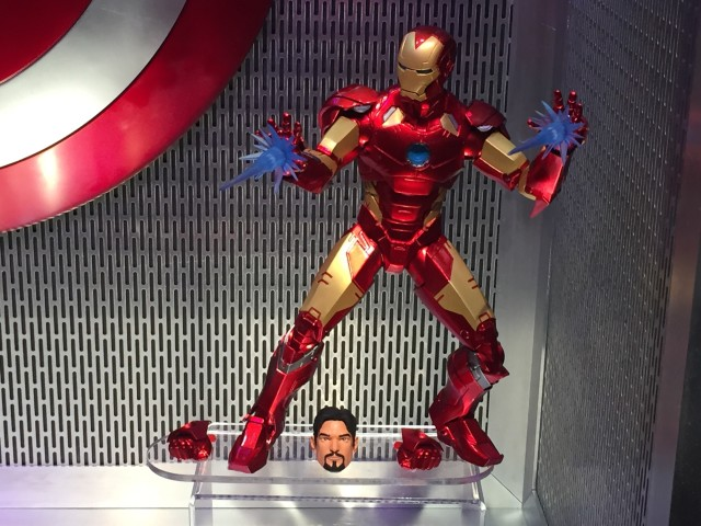 Hasbro Toy Fair 2016 Iron Man 12 Inch Marvel Legends Figure