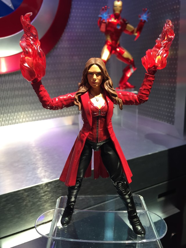 Toy Fair 2016 Marvel Legends Scarlet Witch Movie Figure