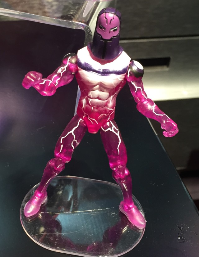 2016 Toy Fair Marvel Legends Living Laser Figure