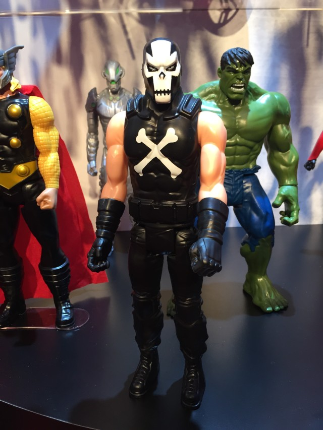 New York Toy Fair 2016 Hasbro Marvel Titan Hero Crossbones