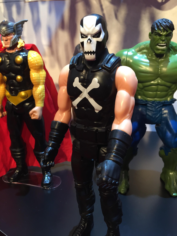 Avengers Titan Hero Actionfigur Crossbones