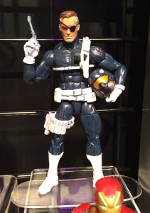Marvel Legends 2016 Nick Fury Figure