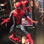 Toy Fair 2016: Marvel Legends 12″ Spider-Man Photos!