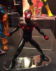 "Toy Fair 2016 Hasbro 6"" Marvel Legends Miles Morales Spider-Man Figure"