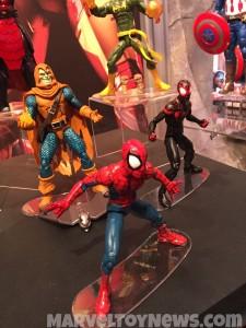 Marvel Legends 2016 Spider-Man Wave 2 Figures
