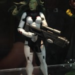 Toy Fair 2016: Diamond Select Gamora & Rogue Statues!