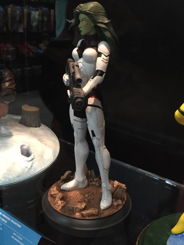 "New York Toy Fair Gamora Statue 12"" Diamond Select"