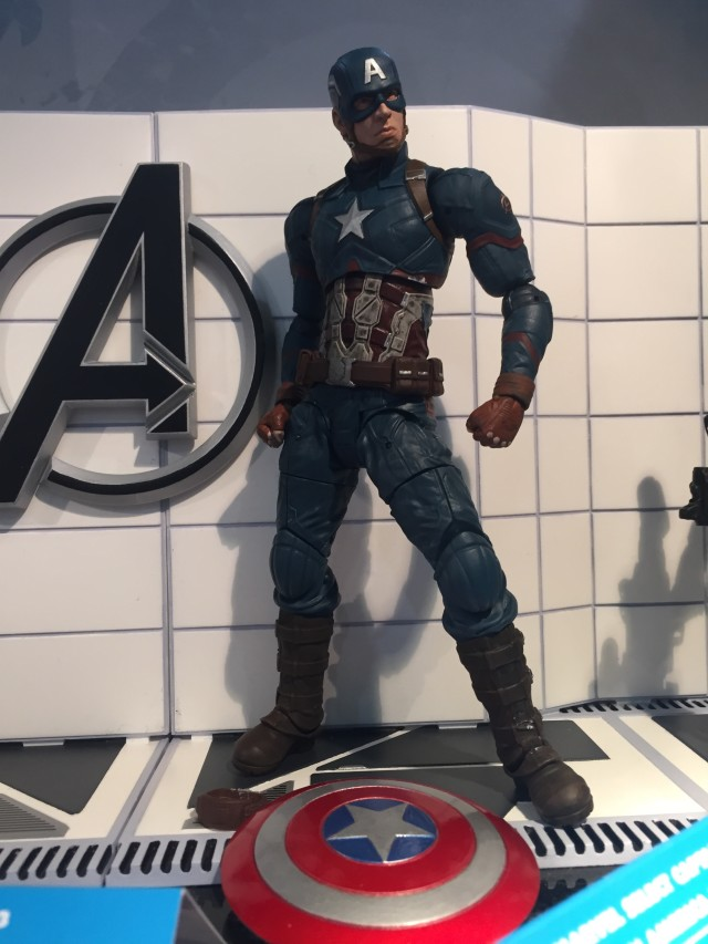 Captain America Civil War Marvel Select Action Figure